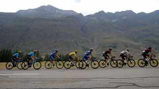 Tour de France organisers put a spring in the step of the climbers on Tuesday after unveiling the route for the 2020 race featuring a first mountain stage. Photo: Thibault Camus/AP Photo
