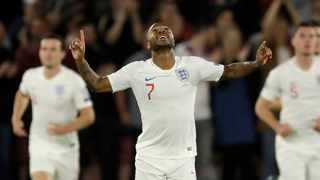 England's Raheem Sterling was one of the standout players against Kosovo. Photo: Matt Dunham/AP Photo
