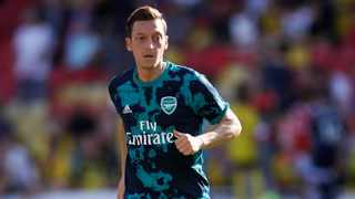 Mesut Ozil could leave Arsenal in the January transfer window. Photo: David Klein/Reuters