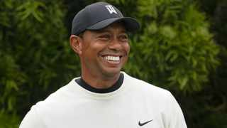 I've been in the spotlight for a long time, and because of that, there have been books and articles and TV shows about me, most filled with errors, speculative and wrong. This book is my definitive story, said Tiger Woods on his official twitter account.  Photo: AP Photo/David J. Phillip