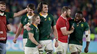 The Springboks will have a six day week with the Rugby World Cup on Saturday. Photo: Mark Baker/AP Photo