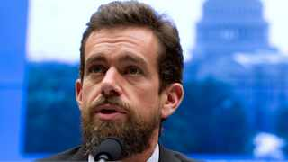 Twitter CEO Jack Dorsey, in a series of tweets, announced the company's new policy of banning all political advertising from its service. Picture: Jose Luis Magana/AP/African News Agency (ANA)