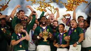 The Springboks will host the Scotland in an incoming tour in 2020. Photo: Christophe Ena/AP Photo