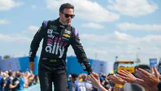 NASCAR's season may have just ended but the race is on to uncover the next generation of superstar drivers, after seven-time champion Jimmie Johnson announced plans to retire at the end of 2020. Photo: Mark J. Rebilas/USA TODAY Sports