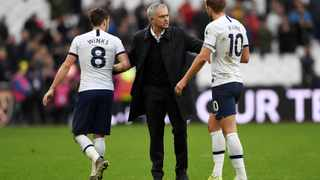 """Tottenham Hotspur have found a """"proven winner"""" in new manager Jose Mourinho and must target the FA Cup and Champions League as they bid to end an 11-year title drought, striker Harry Kane has said. Photo: Tony O'Brien/Reuters"""
