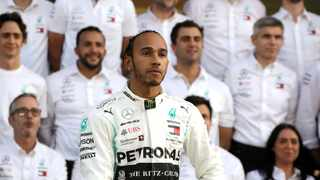 Lewis Hamilton reflected on the cost of chasing Formula One success and the high personal toll exacted by the sport. Photo: AP Photo/Luca Bruno