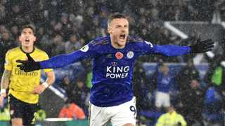 Leicester manager Brendan Rodgers, who was replaced by Klopp at Anfield, has built a team that has won as many games as Pep Guardiola's City, 12 out of 18. They have lost just three times and in Jamie Vardy they have the league's top scorer with 17 goals. Photo: Rui Vieira/AP Photo