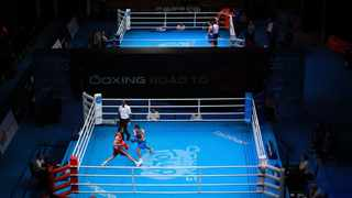 The International Olympic Committee (IOC) has been accused of irresponsibility after two Turkish boxers and a trainer caught the coronavirus during a qualifying event in London this month. Photo: Adam Davy/PA via AP