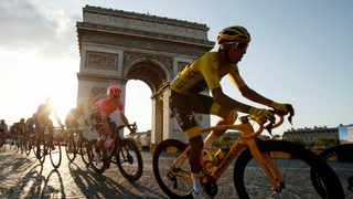 It is too soon to decide whether the Tour de France can go ahead amid the coronavirus pandemic, but if it does it may be without roadside spectators in order to minimise infection risk, the French sports minister said. Photo: Reuters