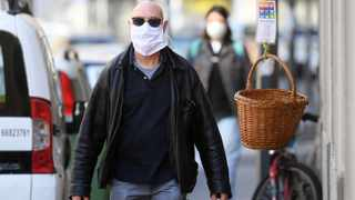 The outbreak of the coronavirus disease (COVID-19) in Milan. Picture: Reuters/Daniele Mascolo