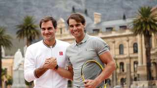 Eight-time Grand Slam winner Ivan Lendl said whoever ends up winning the most majors among the 'Big Three' of Roger Federer, Rafa Nadal and Novak Djokovic should be considered the greatest male tennis player of the Open era. Photo: Reuters/Mike Hutchings