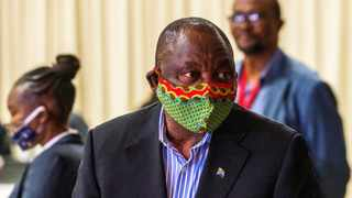 The legal fight between President Cyril Ramaphosa and three prominent lawyers over the legality of his national coronavirus command council has taken another turn. Picture: Jerome Delay/Reuters