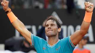 Rafael Nadal may get a chance to grace the clay courts of Roland Garros in September. Picture: Gregorio Borgia/AP