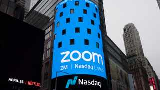 Lawmakers asked Zoom Video Communications Inc to clarify its relationship with Chinese government after the firm said it had suspended user accounts. File picture: AP Photo/Mark Lennihan