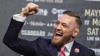 """Conor McGregor has said that a rematch with Floyd Mayweather is """"inevitable"""" and that this time, he will win the match. Photo: Photo: IANS"""