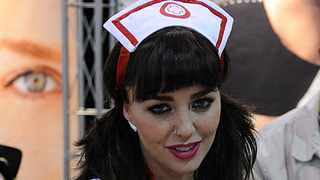 Perfect your bedside manner by acting out the classic naughty nurse and bed-bound patient scenario. Picture: Wikimedia Commons