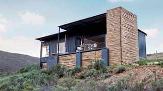 Lucas Steyn's Copia luxury eco cabins was built by Berman-Kalil.