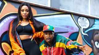 Nadia Nakai and Scoop. Picture: Supplied
