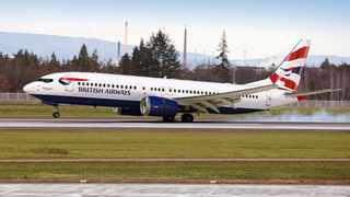 British Airways were the first to take order of the Boeing 737 Max 8 but have since grounded the plane following the Ethiopian Airlines crash. Picture: RATSTUBEN