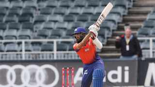 Hashim Amla has decided to focus on his batting ahead of the World Cup. Photo: Gavin Barker/BackpagePix
