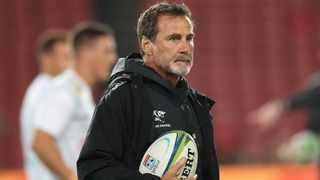 Robert du Preez was already relieved of his Currie Cup duties following the end of the Super Rugby season. Photo: Gavin Barker/BackpagePix