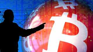 Bitcoin jumped on Monday, almost breaching $9,000 as it extended what's shaping up to be the best one-month rally since Bitcoin's surge in 2017. Photo: Pixabay