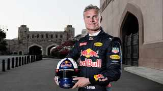 David Coulthard  Photo: Supplied