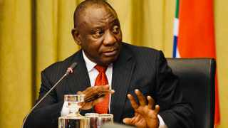 President Cyril Ramaphosa on Wednesday met with the executive leadership of selected Schedule 2 and Schedule 3 state owned companies at the Union Buildings. Picture: Siyabulela Duda / GCIS
