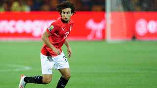 In 2017, Portuguese football club CD Feriense terminated Amr Warda's contract over claims that he sexually harassed the wives of two of his teammates. Photo: Ryan Wilkisky/BackpagePix