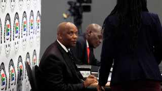 William Molefe Matjila from Dirco at the state capture inquiry in Parktown Johannesburg. Picture: Simphiwe Mbokazi/African News Agency(ANA)
