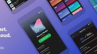 Spotify has just launched Spotify Lite, a small, fast, and simplified version of our unparalleled music experience. Photo: Supplied