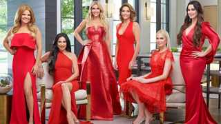 """The cast of """"Real Housewives of Dallas"""". Picture: Supplied"""