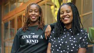 Horesia Nyawade (left) and Tshiwela Ncube (right) the co-founders of Vuuqa. Photo: Supplied
