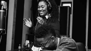 Lady Zamar and Prince Kaybee. Picture: Twitter