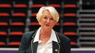 Norma Plummer, coach of South Africa is stepping down following the Netball World Cup. Photo: Muzi Ntombela/Backpagepix
