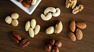 Adding nuts to your diet could boost your libido. Picture: Pexels