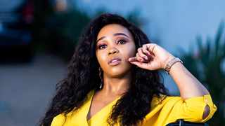Sbahle Mbahle is making some major progress in her recovery. Picture: Instagram