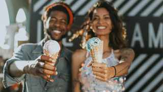 Forget a flick of the hair or a flutter of the eyelashes – if a woman wants to get to know you better she might offer you some of her dessert. Picture: Pexels