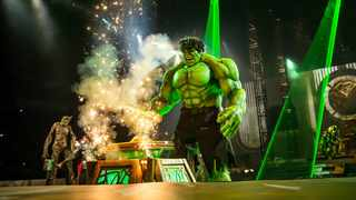 """Marvel Universe Live"". Picture: Supplied"