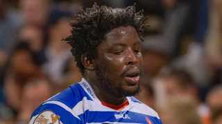 Scarra Ntubeni has apologized for the incident with the ball boy. Photo: Frikkie Kapp/BackpagePix