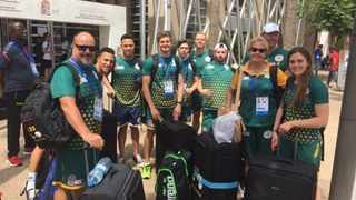 South Africa's swimmers shone in the pool at the African Games. Photo: @TeamSouthAfrica via Twitter