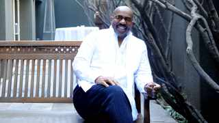 """Steve Harvey is thrilled to bring """"Family Feud"""" to South Africa for a locally-formated version to be produced by Rapid Blue. Picture: Nokuthula Mbatha/African News Agency (ANA)"""