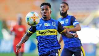 Kermit Erasmus has played in South Africa, The Netherlands, France, Sweden and Portugal, but his latest team, Cape Town City, might just be the club he has been looking for all these years. Photo: Ryan Wilkisky/BackpagePix