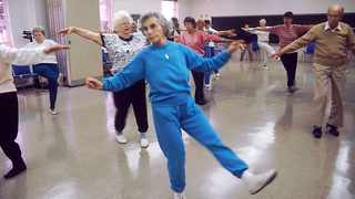 Taking up exercise in your 70s or 80s can still have major benefits even after a lifetime on the couch, a study has found. Picture: Wikimedia Commons