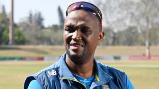 Hilton Moreeng, the Coach of Protea Women team says they are ready for the ICC Women's T20 World Cup. Photo: Gerhard Duraan/BackpagePix