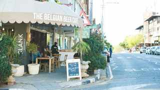 The Blank Bar in Parkhurst, Johannesburg. Picture supplied
