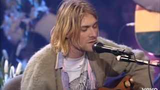 Kurt Cobain's cardigan went under the hammer in New York on Saturday, and is said to be the most expensive sweater ever sold at auction. Picture: YouTube.com