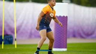 Cheslin Kolbe says he is 100% fit to take the field against England. Photo: Steve Haag Sports/Hollywoodbets