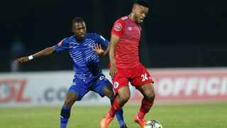 Supersport humbled the Team of Choice at Harry Gwala Stadium on Wednesday. Photo: @SupersportFC on twitter