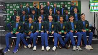 Cricket's brightest young talents are counting down the days until they take on the world's best after the Under-19 Cricket World Cup 2020 officially launched in South Africa. Photo: @OfficialCSA via Twitter